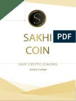 Sakhi Coin Whitepaper