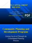CCG Housing HUD Programs
