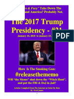 Trump Presidency 21 - January 16, 2018 to January 23, 2018