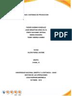 gestion de operaciones Fase3 unad
