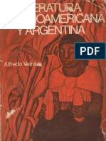 Literatura Hispanoameriana y Argentina - Alfredo Veiravé
