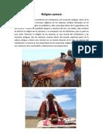 Religion Aymara