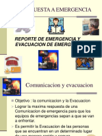 Curso Respuesta a Emergencia