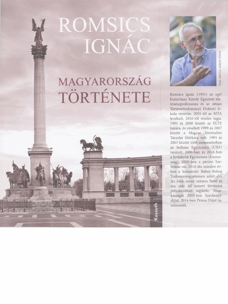 bfb27eb8db1d Romsics.ignác - Magyarország.története.2017