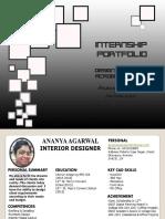 Ananya Agarwal Portfolio