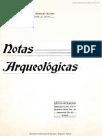 BATE, Luis Felipe - El Proceso de Investigación en Arqueología r