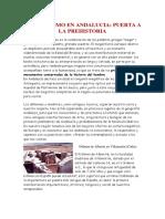 Megalitismo en Andalucia