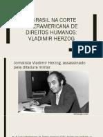 Cidh Vladimir Herzog