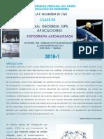 Clase 05 - Geodesia