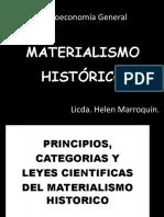Principios Del Materialismo