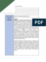 Información General Del Proyecto Induccion a La Logistica.