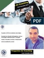 100 Perguntas de Coaching - Oswaldo Neto