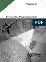 Cartografia e Geoprocessamento - Governo Do RJ