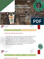 Starbucks - Dirección Estratégica