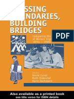 Crossing Boundaries, Building Bridges_ Comparing the History of Women Engineers, 1870s-1990s