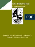 Estadistica Matematica. En_ Sel - Daisy Espallargas-Ibarra.pdf