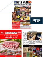"Kuta Weekly - Edition 609 ""Bali's Premier Weekly Newspaper"""