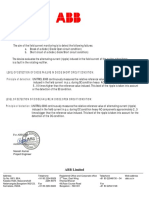Fault Detection Principle of Rotating Diode Failure