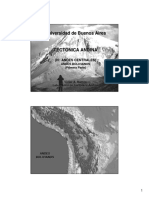 Tectonica Bolivia. 07A