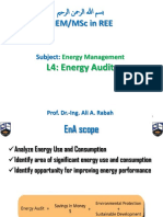 Engergy Audit