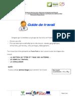 Guião Comunicar em Francês