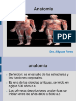 Clase de Anato 20011