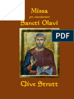 Saint Olaf's Mass (Missa pro translationi Sancti Olavi)