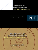 The structure of scientific revolutions - Kuhn - Summary PPT.pdf