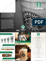 Starbucks Brochure Inside