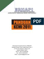 Buku Panduan KCMI 2011