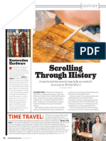 Time Travel + Restoration Hardware