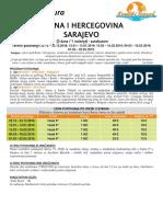 BIH Sarajevo KT Cenov
