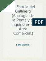 La Fabula Del Gallinero