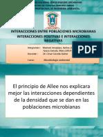 Tema 6 Esam Interacciones Microbianas