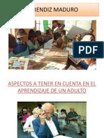 Aprendiz Maduro Expo Lazara