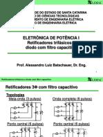 Eletronica de Potencia Udesc Retificador Trif Com Filtro Capacitivo ATUALIZADO