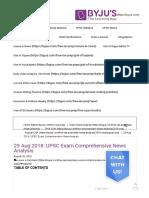 Comprehensive News Analysis