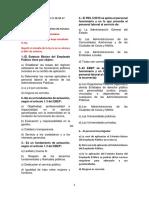 Test 1 RDL 5-2015 (Título I y Título II)