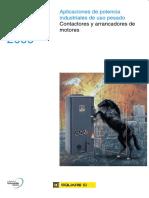 CONTACTORES Y ARRANCADORES DE MOTORES SCHNEIDER.pdf