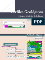 perfiles geologicos