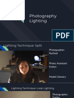 photography lighting slideshow