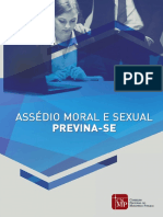 Assedio Moral e Sexual CNMP