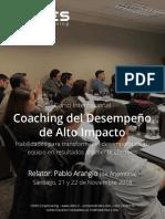 3657 Coaching Del Desempeno