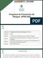 1) PPT N°1_Unidad I_Fundamentos de un Programa de Prevención de Riesgos.pdf