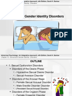 Sexual Dysfunction Disorders