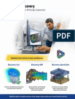 Ansys Discovery Brochure