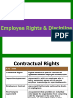 Employee Rights and Discipline-1