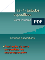 Caldeiras - Estudos Específicos