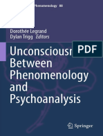 (Contributions To Phenomenology 88) Dorothée Legrand, Dylan Trigg (eds.)-Unconsciousness Between Phenomenology and Psychoanalysis-Springer International Publishing (2017).pdf