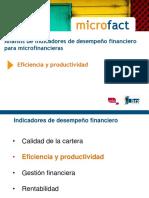 Eficiencia y Productividad Tegucigalpa